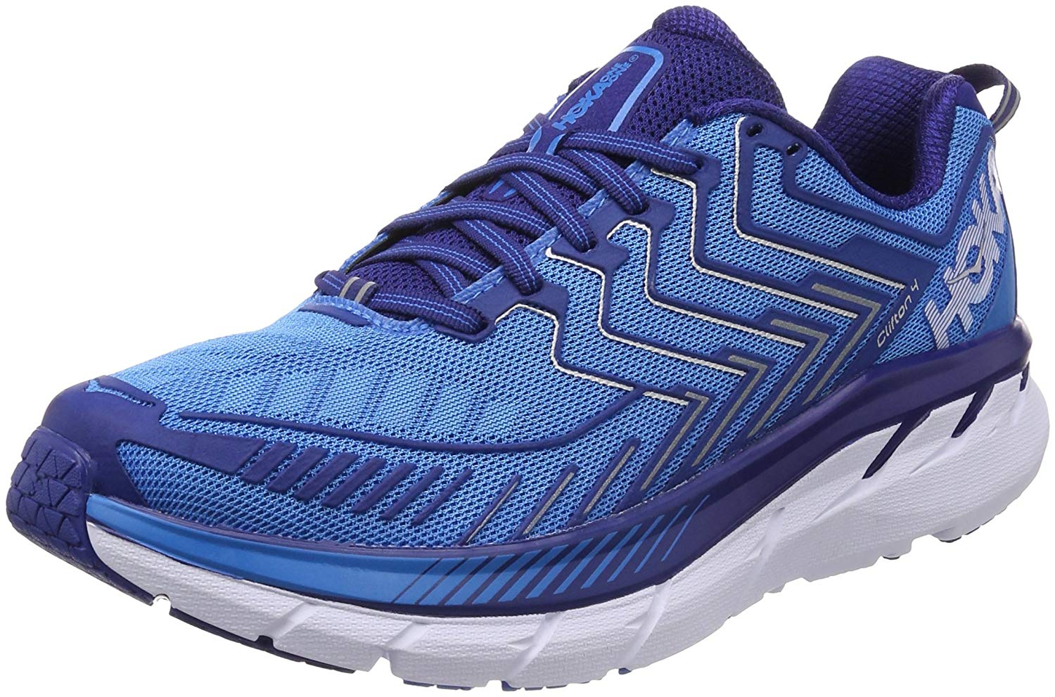 HOKA ONE ONE Men's Clifton 4 Running Shoe best shoes for sesamoiditis