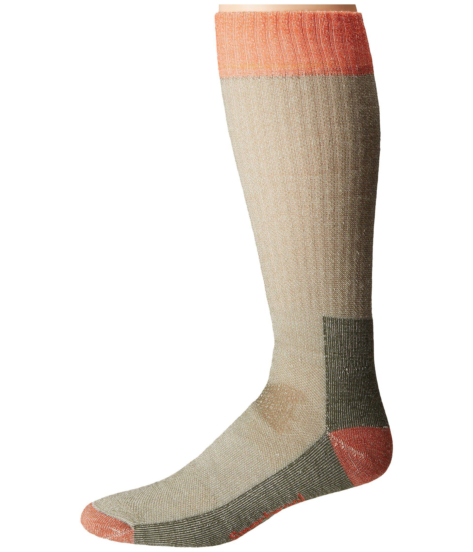 SMARTWOOL Hunt Medium Crew Socks best hunting socks for cold weather