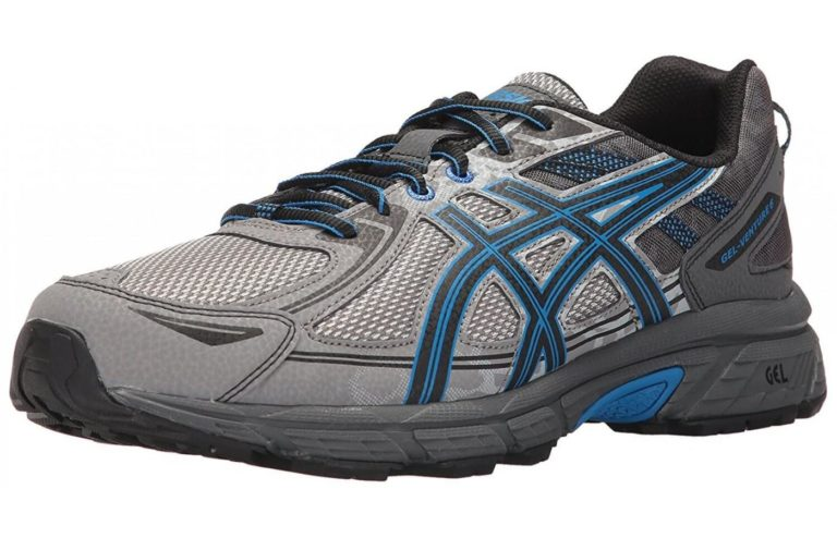 ASICS Gel-Venture 6 Best Shoes To Wear After Foot Surgery