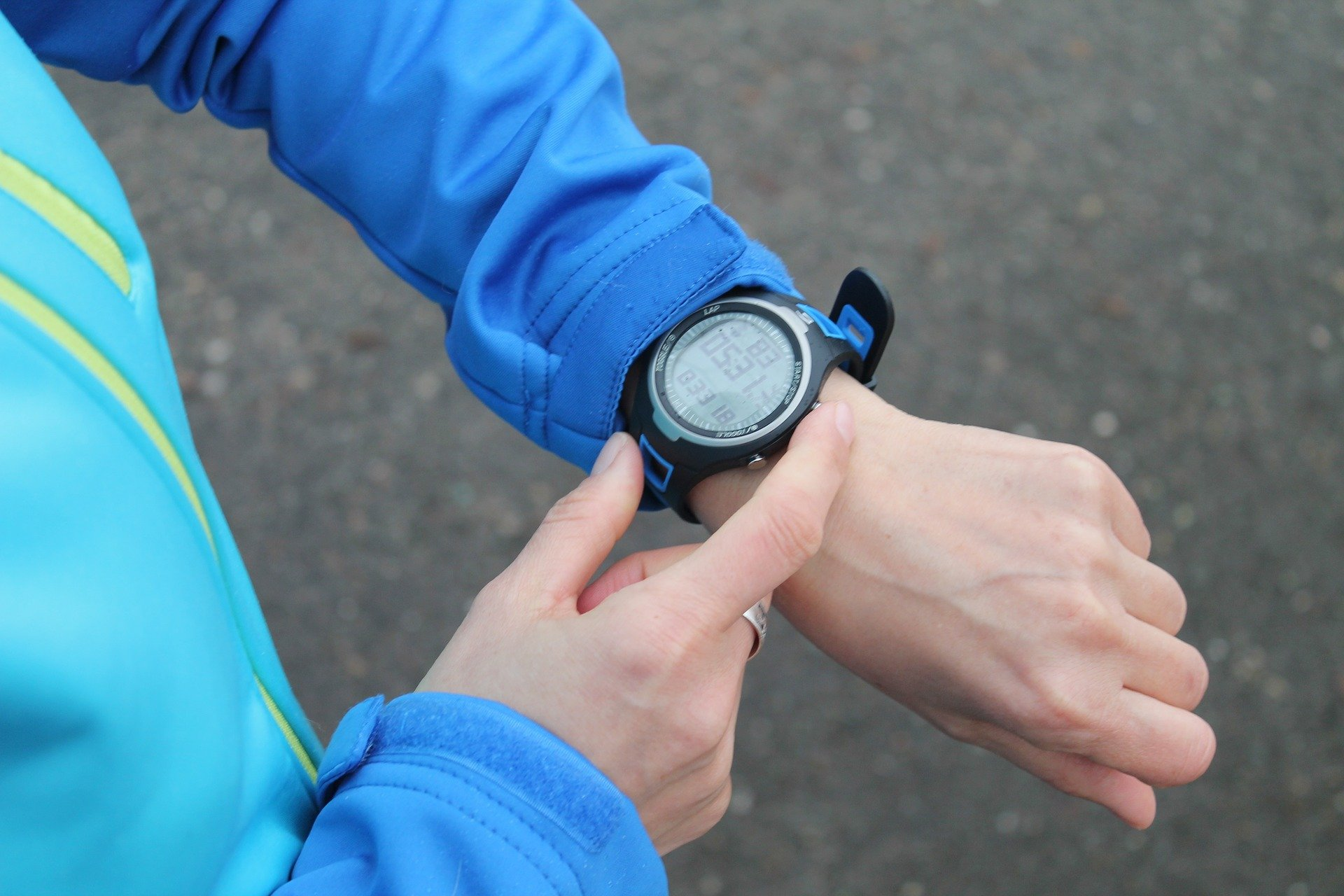 Marathon equipment | Running watch