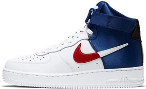 Nike air force basketball shoes for flat feet