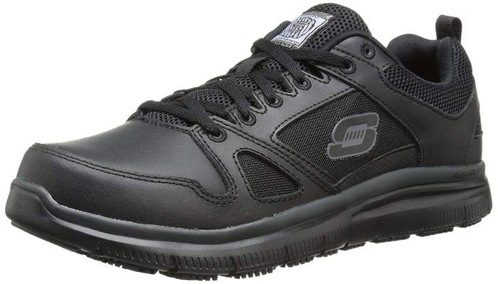 best non slip shoe for servers