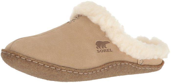 best slippers for sweaty feet - Sorel slippers